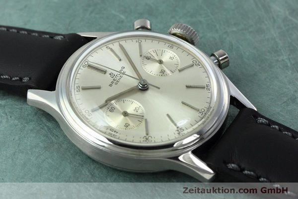 Used luxury watch Breitling * chronograph steel manual winding Ref. 790 VINTAGE  | 152398 12