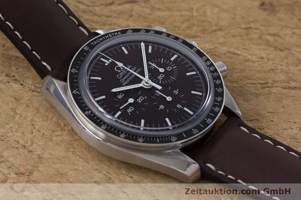 Used luxury watch Omega Speedmaster chronograph steel manual winding Kal. 1863 Ref. 145.0811  | 152399 14