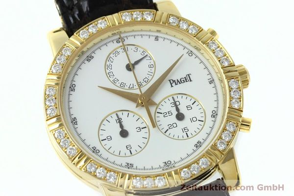 montre de luxe d occasion Piaget * or 18 ct quartz Kal. 202P Ref. 14014  | 152409 02