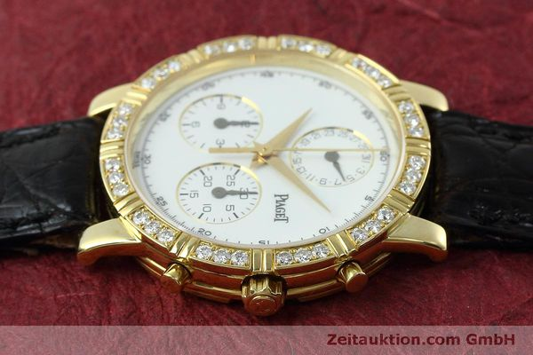 montre de luxe d occasion Piaget * or 18 ct quartz Kal. 202P Ref. 14014  | 152409 05