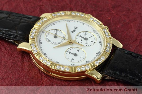 montre de luxe d occasion Piaget * or 18 ct quartz Kal. 202P Ref. 14014  | 152409 15