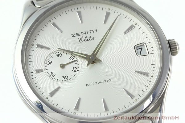 Used luxury watch Zenith Elite steel automatic Kal. 680 Ref. 90/01 0040 680  | 152412 02