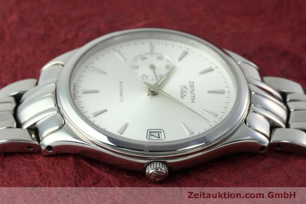 Used luxury watch Zenith Elite steel automatic Kal. 680 Ref. 90/01 0040 680  | 152412 05