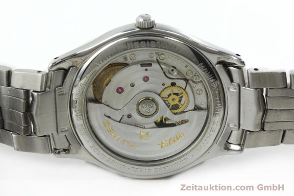 Used luxury watch Zenith Elite steel automatic Kal. 680 Ref. 90/01 0040 680  | 152412 10