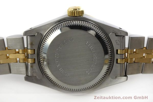 montre de luxe d occasion Rolex Lady Datejust acier / or  automatique Kal. 2135 Ref. 69173  | 152426 08