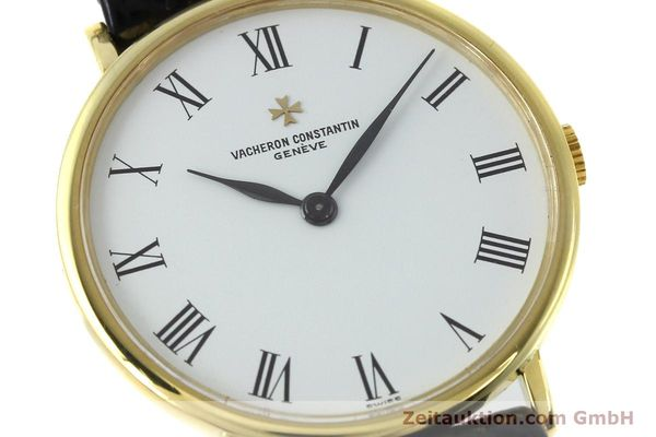 Used luxury watch Vacheron & Constantin * 18 ct gold manual winding Kal. 1015 Ref. 39029  | 152427 02