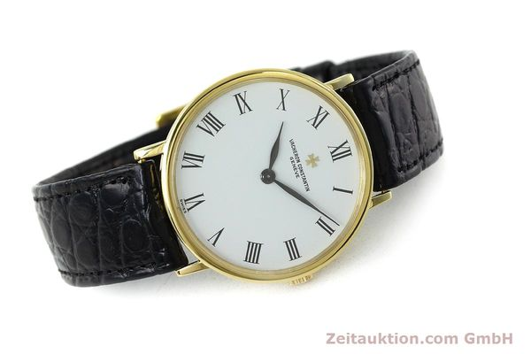 Used luxury watch Vacheron & Constantin * 18 ct gold manual winding Kal. 1015 Ref. 39029  | 152427 03
