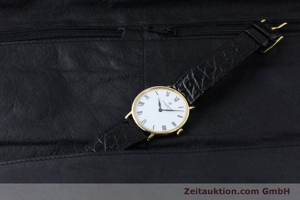 Used luxury watch Vacheron & Constantin * 18 ct gold manual winding Kal. 1015 Ref. 39029  | 152427 07