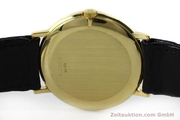 Used luxury watch Vacheron & Constantin * 18 ct gold manual winding Kal. 1015 Ref. 39029  | 152427 09