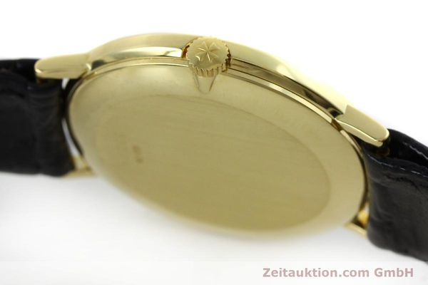 Used luxury watch Vacheron & Constantin * 18 ct gold manual winding Kal. 1015 Ref. 39029  | 152427 12
