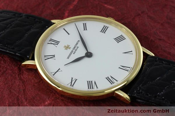 Used luxury watch Vacheron & Constantin * 18 ct gold manual winding Kal. 1015 Ref. 39029  | 152427 14