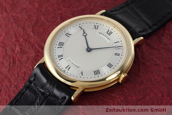 montre de luxe d occasion Breguet * or 18 ct automatique Ref. 30311  | 152430 01