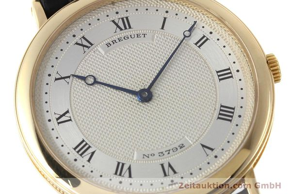 montre de luxe d occasion Breguet * or 18 ct automatique Ref. 30311  | 152430 02