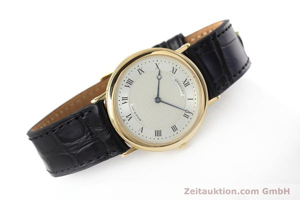 montre de luxe d occasion Breguet * or 18 ct automatique Ref. 30311  | 152430 03