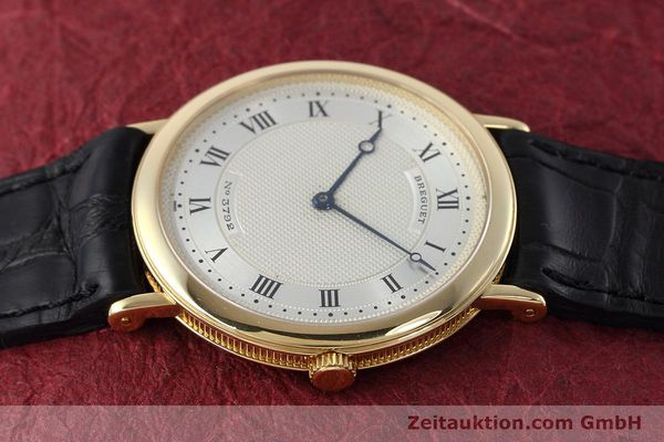 montre de luxe d occasion Breguet * or 18 ct automatique Ref. 30311  | 152430 05