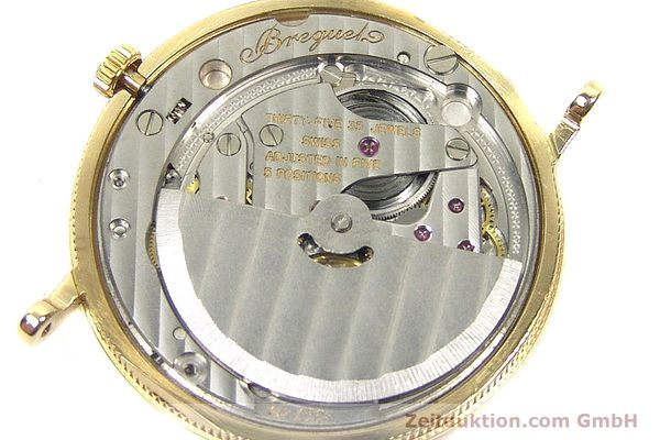 montre de luxe d occasion Breguet * or 18 ct automatique Ref. 30311  | 152430 10