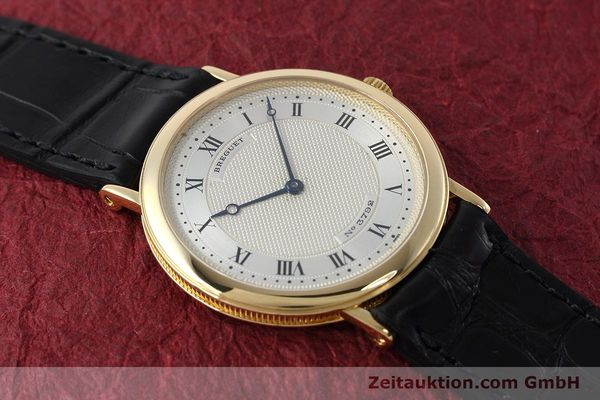 montre de luxe d occasion Breguet * or 18 ct automatique Ref. 30311  | 152430 14