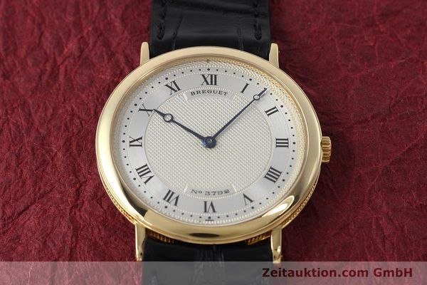 montre de luxe d occasion Breguet * or 18 ct automatique Ref. 30311  | 152430 15