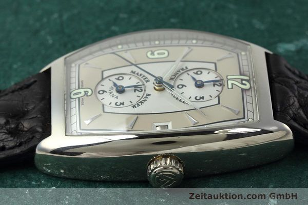 Used luxury watch Franck Muller Master Banker 18 ct white gold automatic Kal. 2800 Ref. 2852MB HY  | 152435 05