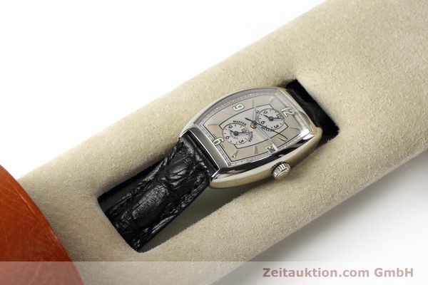 Used luxury watch Franck Muller Master Banker 18 ct white gold automatic Kal. 2800 Ref. 2852MB HY  | 152435 07