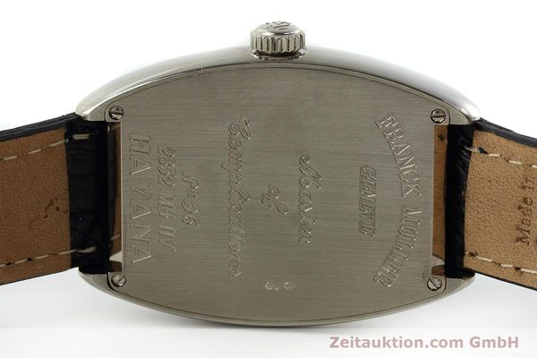 Used luxury watch Franck Muller Master Banker 18 ct white gold automatic Kal. 2800 Ref. 2852MB HY  | 152435 09