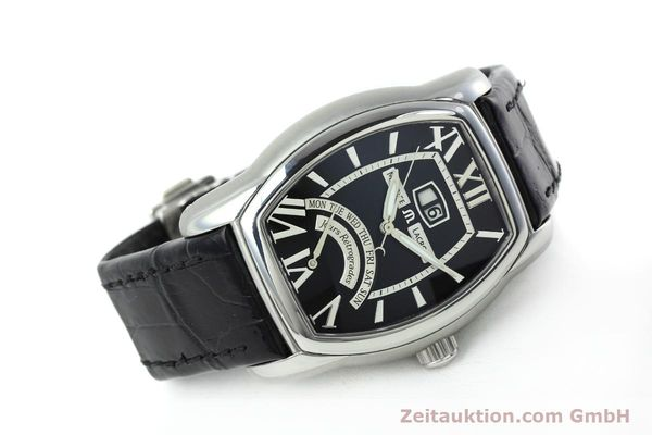 Used luxury watch Maurice Lacroix Masterpiece steel automatic Kal. ML102 ETA 2892-2 Ref. MP6119  | 152446 03