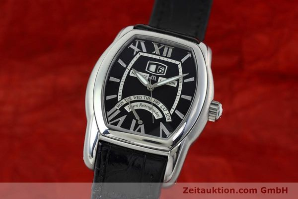 Used luxury watch Maurice Lacroix Masterpiece steel automatic Kal. ML102 ETA 2892-2 Ref. MP6119  | 152446 04