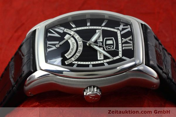 Used luxury watch Maurice Lacroix Masterpiece steel automatic Kal. ML102 ETA 2892-2 Ref. MP6119  | 152446 05