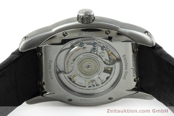 Used luxury watch Maurice Lacroix Masterpiece steel automatic Kal. ML102 ETA 2892-2 Ref. MP6119  | 152446 09
