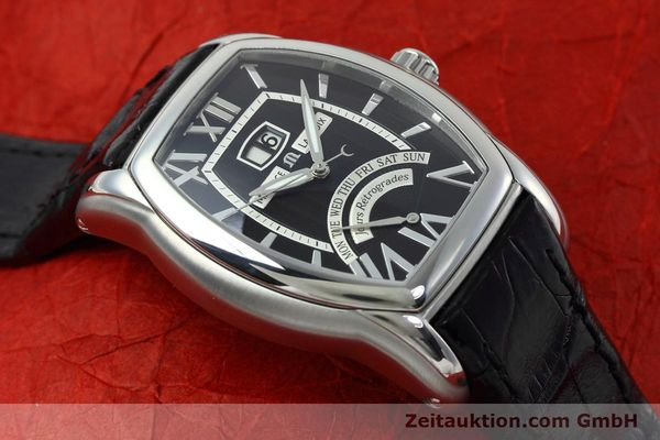 Used luxury watch Maurice Lacroix Masterpiece steel automatic Kal. ML102 ETA 2892-2 Ref. MP6119  | 152446 16
