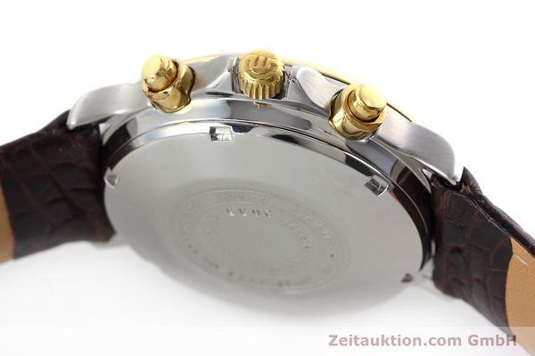 Used luxury watch Maurice Lacroix Phase de Lune  steel / gold automatic Kal. ETA 7751 Ref. 02336  | 152447 11