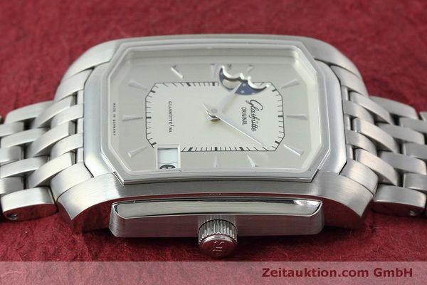 Used luxury watch Glashütte Senator steel automatic Kal. GUB 39-43 Ref. 39-43-04-04-04  | 152449 05