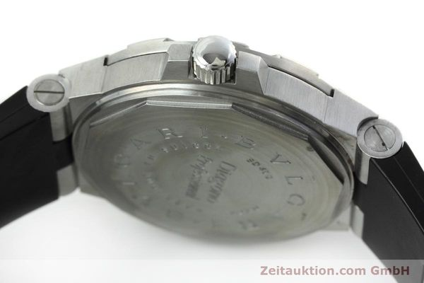 Used luxury watch Bvlgari Diagono steel automatic Kal. 220 Ref. SD40S  | 152459 08