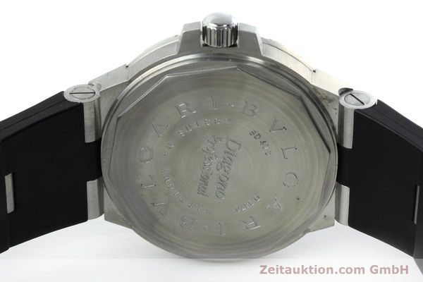Used luxury watch Bvlgari Diagono steel automatic Kal. 220 Ref. SD40S  | 152459 09