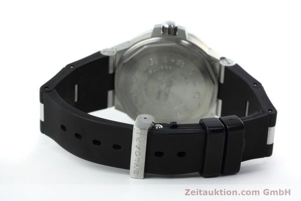 Used luxury watch Bvlgari Diagono steel automatic Kal. 220 Ref. SD40S  | 152459 11