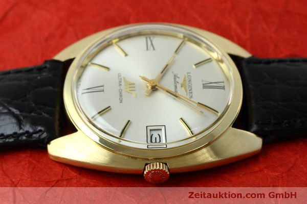 Used luxury watch Longines Ultra Chron 18 ct gold automatic Kal. 431 Ref. 8072-2  | 152460 05