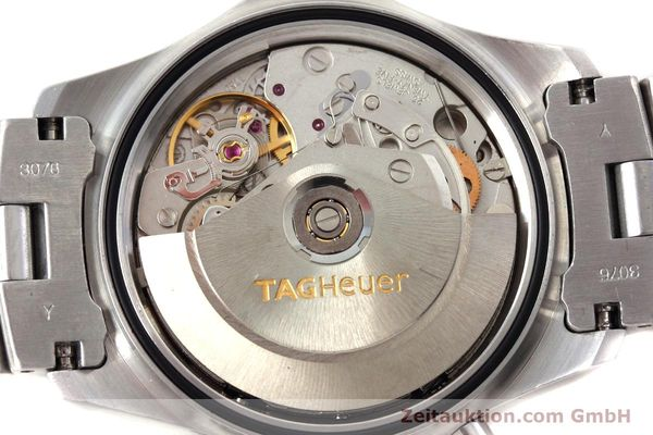 Used luxury watch Tag Heuer Professional chronograph steel automatic Kal. ETA 7750 Ref. CN2111  | 152463 10