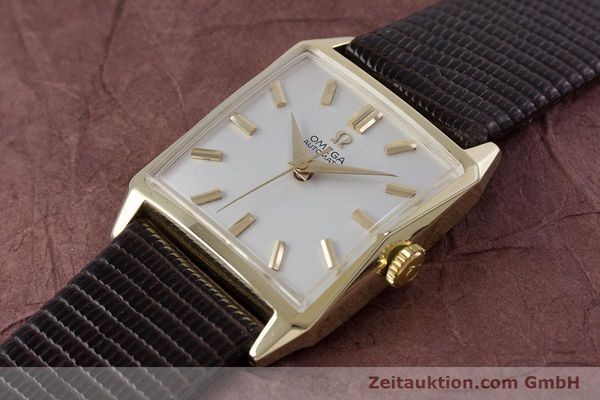 Used luxury watch Omega * 14 ct yellow gold automatic Kal. 471 VINTAGE  | 152469 01