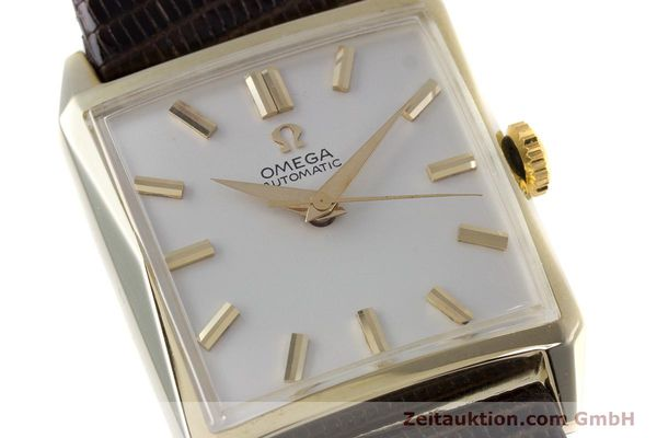Used luxury watch Omega * 14 ct yellow gold automatic Kal. 471 VINTAGE  | 152469 02