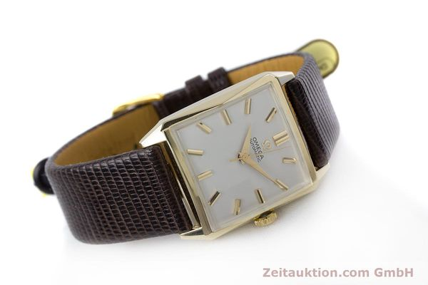 Used luxury watch Omega * 14 ct yellow gold automatic Kal. 471 VINTAGE  | 152469 03