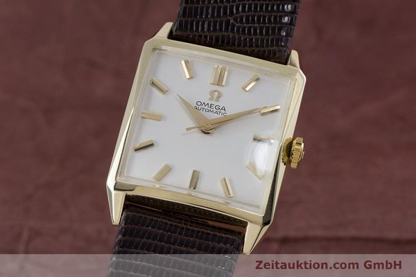 Used luxury watch Omega * 14 ct yellow gold automatic Kal. 471 VINTAGE  | 152469 04