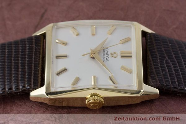 Used luxury watch Omega * 14 ct yellow gold automatic Kal. 471 VINTAGE  | 152469 05