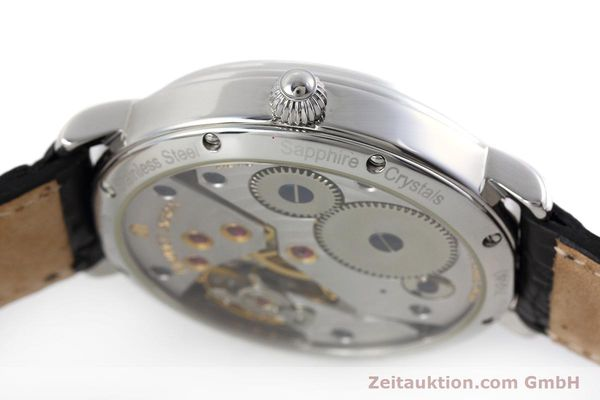 Used luxury watch Maurice Lacroix Masterpiece steel manual winding Kal. ML76 Ref. AE75896  | 152471 11