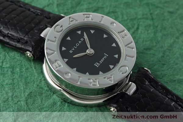 Used luxury watch Bvlgari Bzero steel quartz Kal. 100110771-TEET Ref. BZ22S  | 152472 10