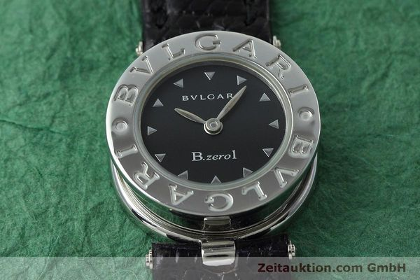 Used luxury watch Bvlgari Bzero steel quartz Kal. 100110771-TEET Ref. BZ22S  | 152472 11