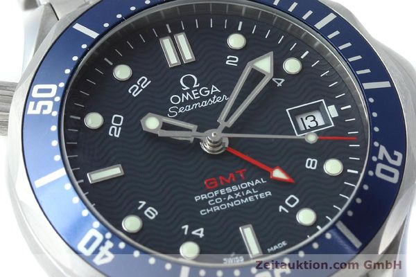 Used luxury watch Omega Seamaster steel automatic Kal. 2628 Ref. 25358000  | 152479 02