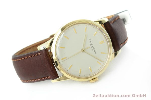 Used luxury watch IWC Portofino 18 ct gold manual winding Kal. 89 VINTAGE  | 152492 03