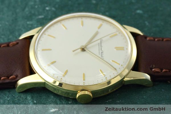 Used luxury watch IWC Portofino 18 ct gold manual winding Kal. 89 VINTAGE  | 152492 05