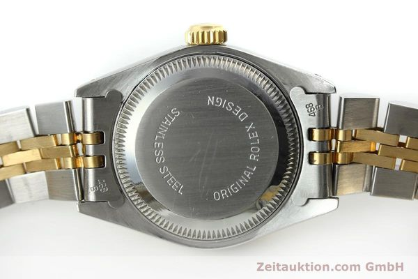 Used luxury watch Rolex Lady Datejust steel / gold automatic Kal. 2135 Ref. 69173  | 152502 08