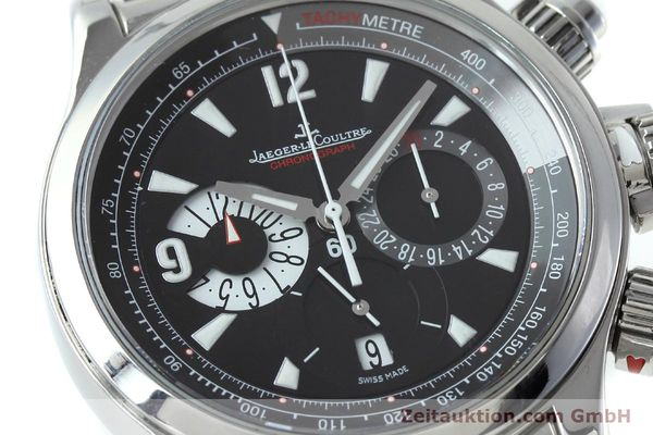 Used luxury watch Jaeger Le Coultre Master Compressor chronograph steel automatic Kal. 751 Ref. 146.8.25  | 152503 02